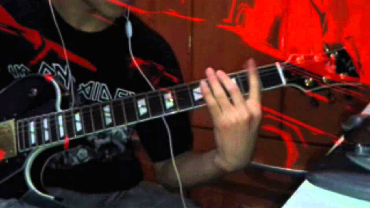 Gears of War Guitar Gears of War 2 Theme Song Rock