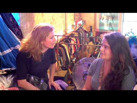 Thrift Store Confidential How-To Haul Video: Thrift Store Shopping in Paris