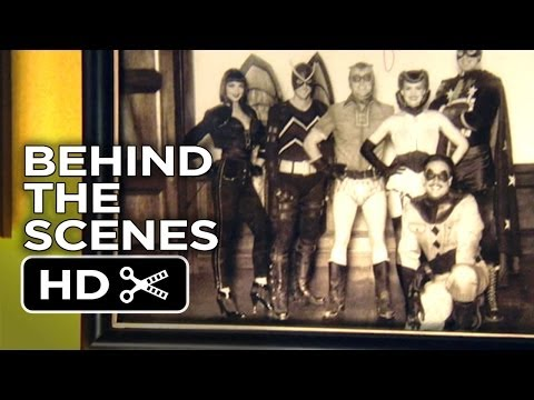 Watchmen Behind The Scenes - The Past & The Present (2009) Zac Snyder Movie HD