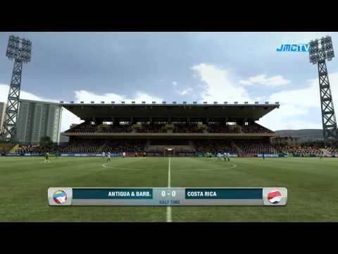 FIFA 12 - RTWC Japan 2012 - Antigua & Barbuda vs. Costa Rica