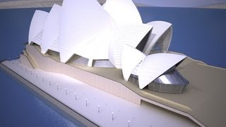 3Ds Max Sydney Opera House Modeling Tutorial 1