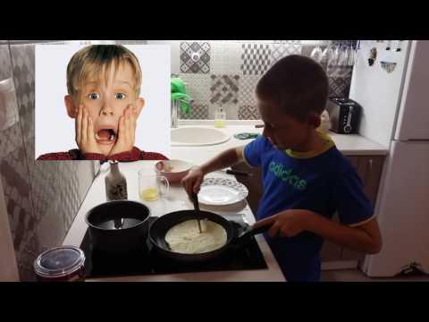 Рецепт яичницы или ужин холостяка