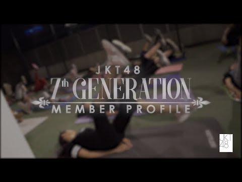 Download JKT48 7th Generation Profile: Azizi Asadel Mp4 baru