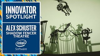 Alex Schuster and Shadow Fencer Theatre | Innovator Spotlight | Intel Software