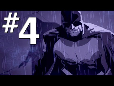 Road To Arkham Knight Returns - Batman Arkham Origins Blackgate - Gameplay Walkthrough Part 4