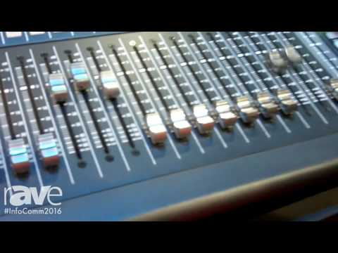InfoComm 2016: PreSonus Showcases StudioLive AVB64 Mix System