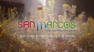 San Marcos, TX Arts & Culture - 30 Seconds