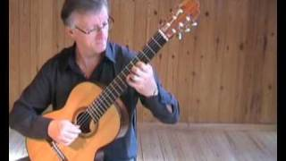 "Stanley Myers ""Cavatina"" performed by Per-Olov Kindgren"