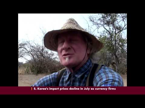 An encounter with Tanzania bushmen