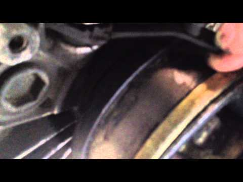 Changing a Vehicle Speed Sensor on a 2000 Audi A4 1.8T B5