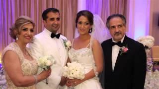 جشن عروسی فرزاد و لیندا در واشنگتن