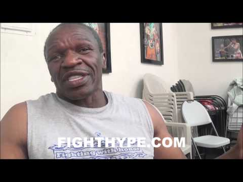 FLOYD MAYWEATHER SR SAYS NOT ONLY WOULD FLOYD BEAT SUGAR RAY LEONARD BUT HED WHOOP HIM TOO