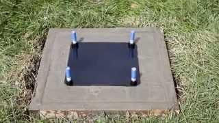 Goalrilla Basketball Goal Installation - Part 1