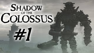 Super Best Friends Play Shadow of the Colossus (Part 01)