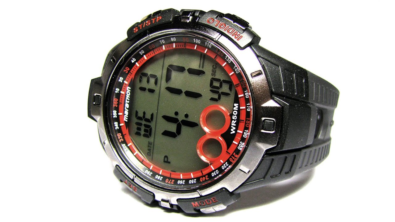 Timex Expedition Manual Indiglo Wr 50m - njindianstore