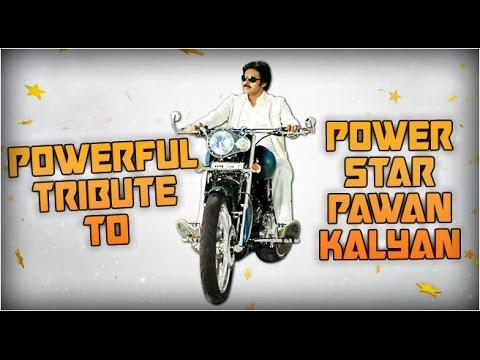 Powerful Tribute to Powerstar Pawan Kalyan | Real Trend Setter