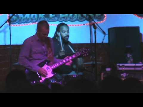 JJ Grey & Mofro - live at Skipper's Smokehouse 2011-01-15 - Lochloosa