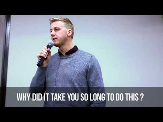Q&A With Gareth Cliff: Why Did It Take You So Long To Do This?