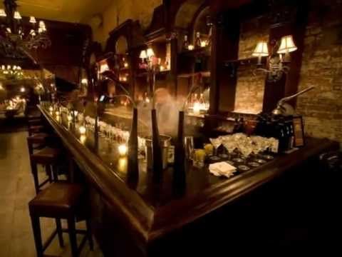Romantic glamour restaurant interior design by cuoco black for Best romantic restaurants nyc