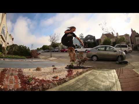 JSM Skateboarding: Will Royce Rain Skate (Digitally Remastered)