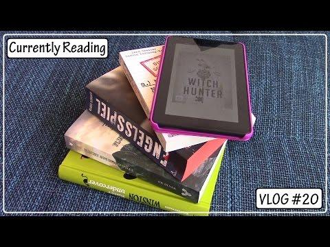 Weekly Currently Reading VLOG #20    Weihnachten, SUB-Leichen, Frohes Neues