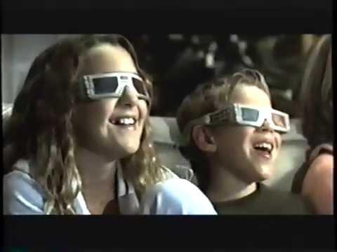 Spy Kids 3-D - Game Over (2003) Teaser (VHS Capture)