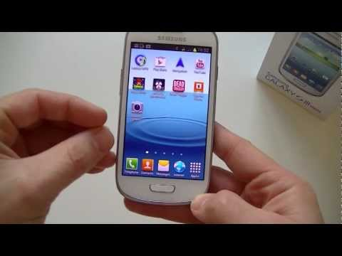 Test du Samsung Galaxy S III mini (GT-I8190)   par Top-For-Phone.fr