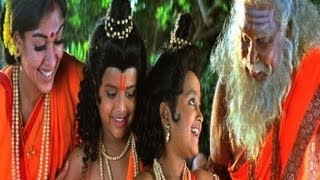 Uu Kodathara? Ulikki Padathara? - sri ramarajyam songs - sanku chakrala song - bala krishna nayanatara