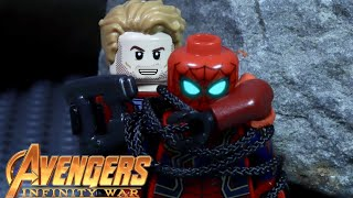 Lego Avengers Infinity War: Avengers vs Guardians of the Galaxy