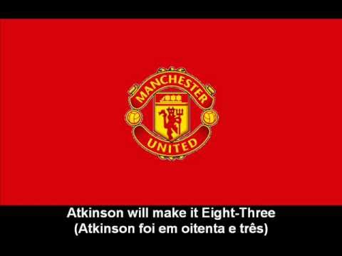 Manchester United F.c. Anthem (lyrics) - Hino Do Manchester United (letra) video