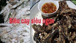 Làm Khay Chân Gà Nướng Siêu Cay Siêu ngon/Hoàng Việt Tây Bắc