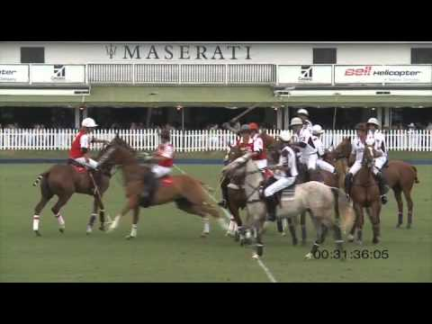 Polo: Lechuza Caracas vs Coca Cola - 2014 U.S Open Quarterfinals