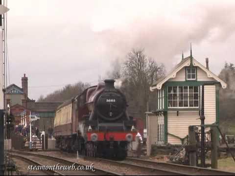 Spotlight on Tornado: Great Central Railway 200310