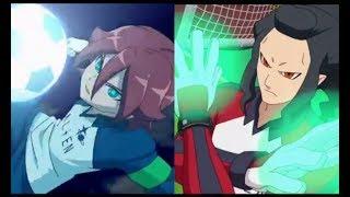 Inazuma Eleven:Ares No Tenbin Episode 18 - All Hissatsus -