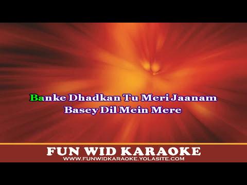 Tera Mera Pyaar Sanam Karaoke (Bombay Vikings & Falguni Pathak...