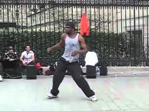 Break Dance à Paris