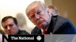 Trump's new tariffs could hit Canada hard