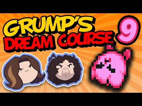 Grumps Dream Course: Little Diabetes Man - PART 9 - Game Grumps VS