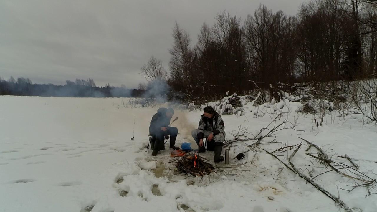 зимняя рыбалка в конаково 2018