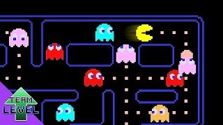 If Pac-Man had a CRAZY mode