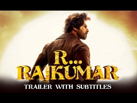 R...rajkumar - Official Theatrical Trailer With English Subtitles video