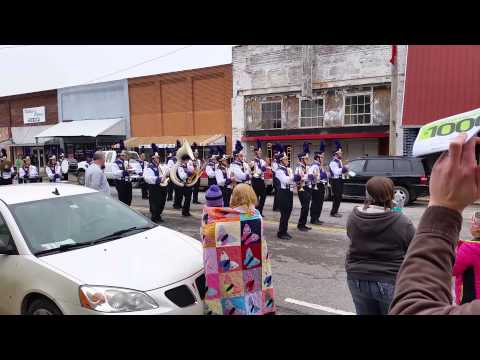 2014 Westville, Oklahoma High School Marching Band