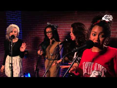 Little Mix &#039;Wings&#039; Live On Capital FM With Max
