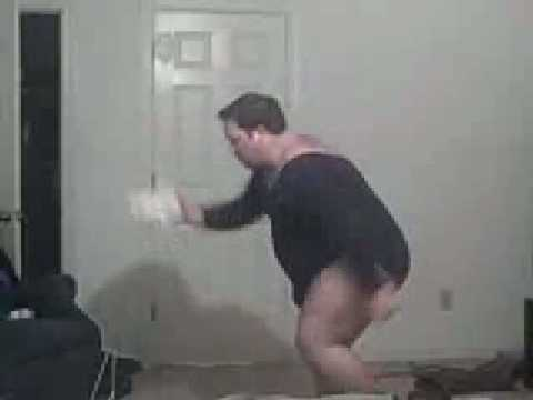 fat guy dancing to beyonce № 82888