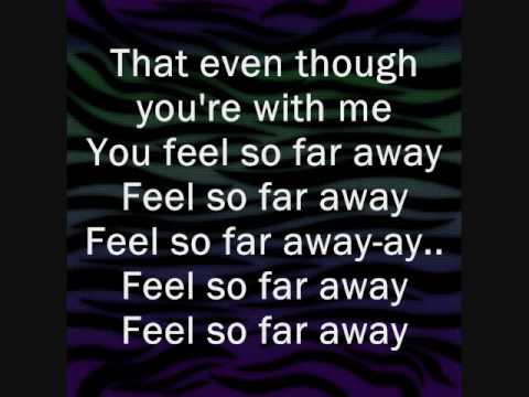 Jay Sean Ft. Keisha Bunchanan - Far Away (Lyrics)