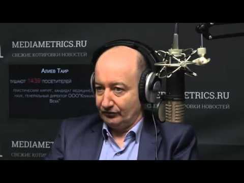 Алиев Таир в программе Воронка продаж  на радио Медиаметрикс