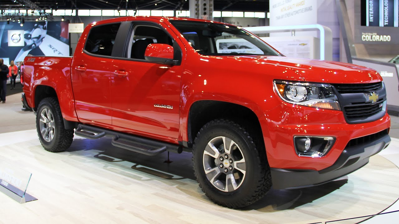 Perfect 2015 Chevrolet Colorado  New Pickup Truck  YouTube