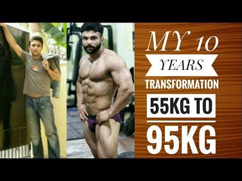 My Transformation | Fitness | Bodybuilding | Fat | Fit | Belly Fat | Skinny Boy