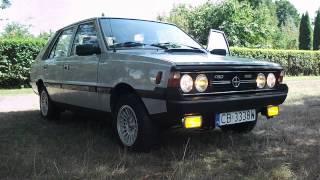 Tak powinien odpalać samochód - FSO Polonez 1.5LE '86 \