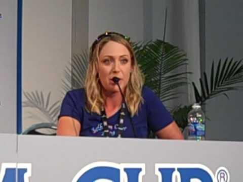 Cristie Kerr on US Team chemistry Video